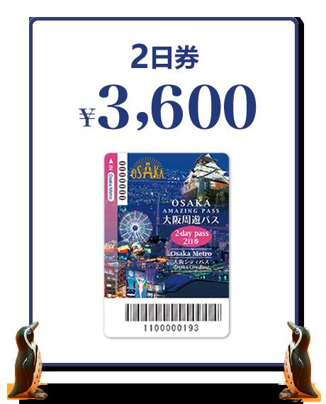 2day ticket - 大阪交通, 大阪交通推薦, 大阪周遊劵, 大阪周遊卡, 大阪周遊卡 一日券, 大阪周遊卡划算嗎
